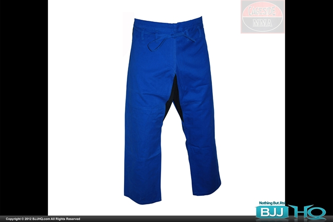 Cageside Premium Blue Gi Pants
